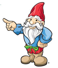 Atlanta Lawn Care Arbor-Nomics Gnome