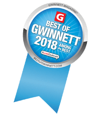 Arbor-Nomics Lawn Care Best of Gwinnett Award