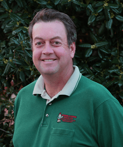 Atlanta Lawn Care Specialist David Sweeting