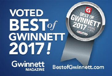 2017 Best of Gwinnett