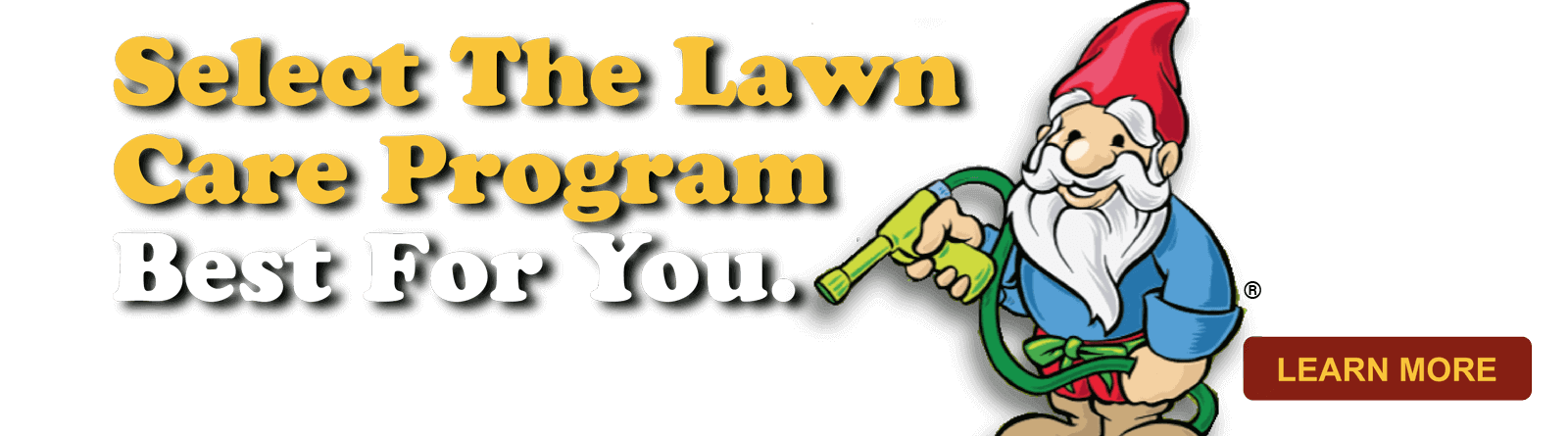 Select Your Lawn Care Program